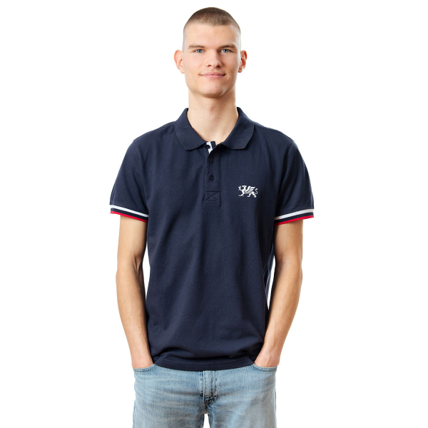 Rostocker Polo-Shirt, dunkelblau
